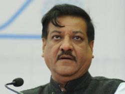 Prithviraj Chavan Slam Narendra Modi Over Uttarakhand