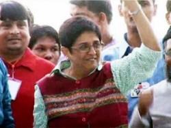 Kiran Bedi Votes Amended Lokpal Bil