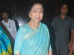 Asha Bhosle Son Also Tried Suicide