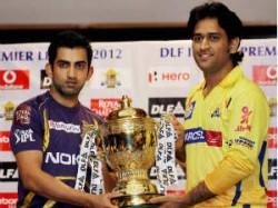 Champions League T20 2012 Gambhir Will Face Dhoni