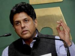 Congress Rejects Demand For Khurshid Resignation