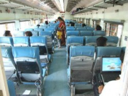 Now Shatabdi Trains Offers Shopping