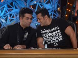 Bigg Boss Salman Khan Agree Work With Karan Johar