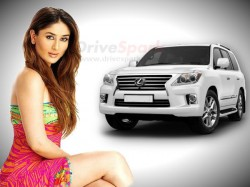 Watch Saif Kareena Car Collection