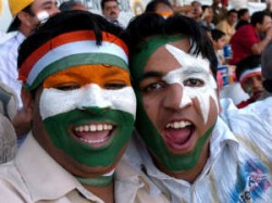 Indo Pak Cricket Series Second T 20 In Ahmedabad