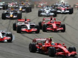 Formula One Indian Grand Prix Kick Start From Friday