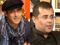 Salman Khan Kick Script Writer Chetan Bhagat