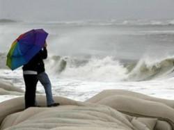 Evacuations Begin As Us Braces For Huge Storm