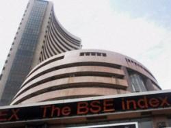 Sensex Down By 56 Points