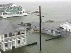 Hurricane Sandy Hits Us East Coast At Least 16 Dead