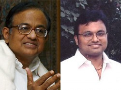 Tweeting On Chidambaram Son May Send You Jail Arrested