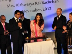 Aish Honoured French Arts Letters Medal