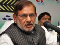 Vote Is More Important Than Daughter S Reputation Sharad Yadav