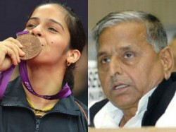 Mulayam Offers Saina To Join Samajwadi Party