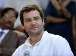 Rahul Gandhi In Jamnagar Targeting Modi Govt