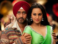 Watch Son Of Sardar Preview Photos