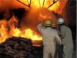 Blast In Auraiya Crackers Factory 8 Killed