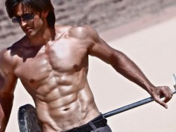 Hrithik Roshan Injured Sets Krrish