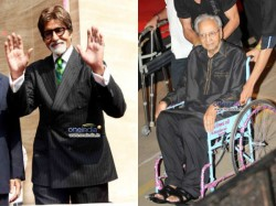 Amitabh Criticised Reports Pran Health Condition