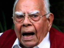 Jethmalani Launches Fresh Attack On Bjp Leadership