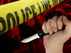Bikers Stabbing In Ahmedabad Injured Five