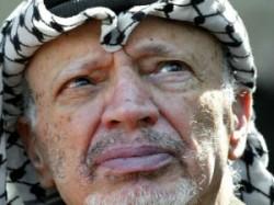 Former Plo Leader Yasir Arafat Exhumed