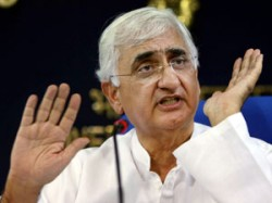 Norway Issue Not Related To Government Salman Khurshid