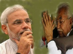 Modi Faces Direct Fight Keshubhai Back Shweta Maninagar