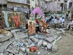 Pak 100 Year Old Temple Demolished