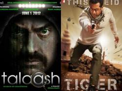Aamir Talaash Beats Salman Ett Record Box Office