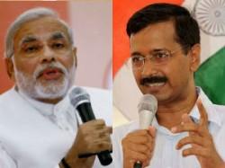 Kejriwal Targets Modi Over Gujarat Gas Deal