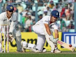 India V England At Kolkata 2nd Day Of 3rd Test