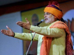 Narendra Modi Sankalp For A Glorious And Divine Gujarat