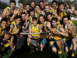 Australia Win 5th Consecutive Champions Trophy