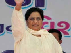 Mayawati S Helicopter Car Searched In Karnataka