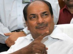 Promises By Pak Must Be Based On Action Ak Antony