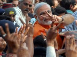 Pics Narendra Modi Others Cast There Vote