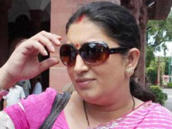 Bjp Boycotts Sanjay Nirupam Over Smriti Irani Barb