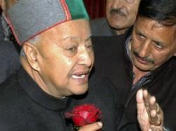 Virbhadra Singh Takes Oath As Himachal Pradesh Cm