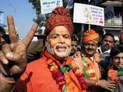 Modi Wins Bjp Loses Advantage Congress