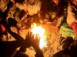 Over 100 Die Of Cold In Uttar Pradesh