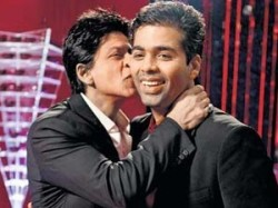 Karan Johar Misses Shahrukh Khan Party Salman Khan