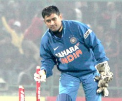 Man Of The Match Award To Dhoni Stirs Controversy