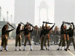 Republic Day Parade Preparation At Delhi In Pictures