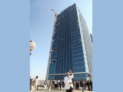Modi Inaugurates State Tallest Building At Gift City