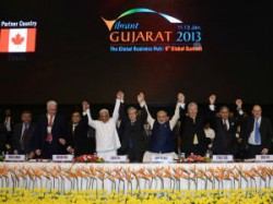 Stand Up Aviation To Narendra Modi In Vibrant