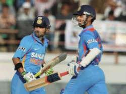 India V England At Kochi 2nd Odi