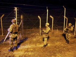 Indian Troops Shot Down Pakistani Soldier At Border