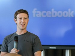 Exponential Growth Potential For Facebook In India Zuckerberg In Internet Summit