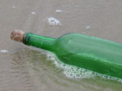 Message In A Bottle Found After 76 Years
